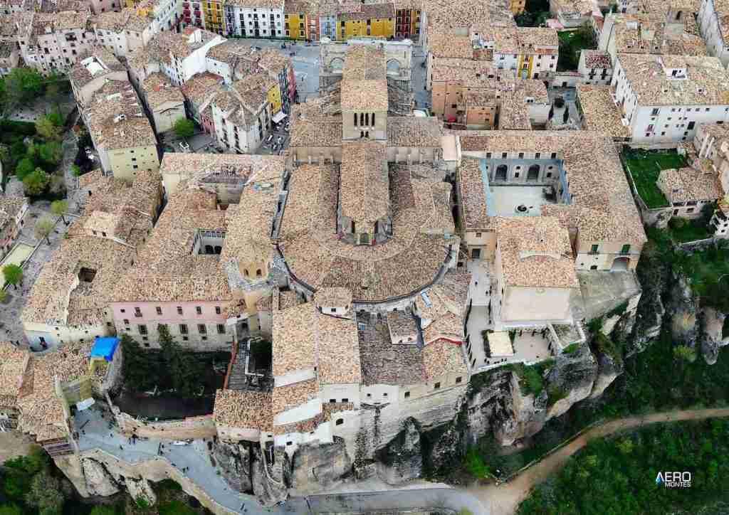 fotografia aerea con drones en españa