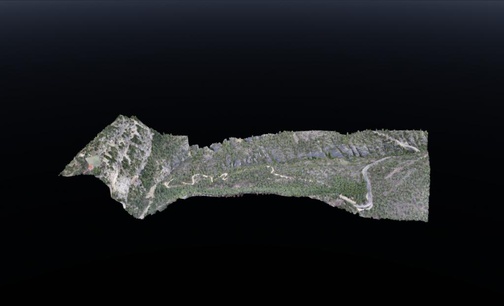 Mapeo 3D herradura 25-4-19