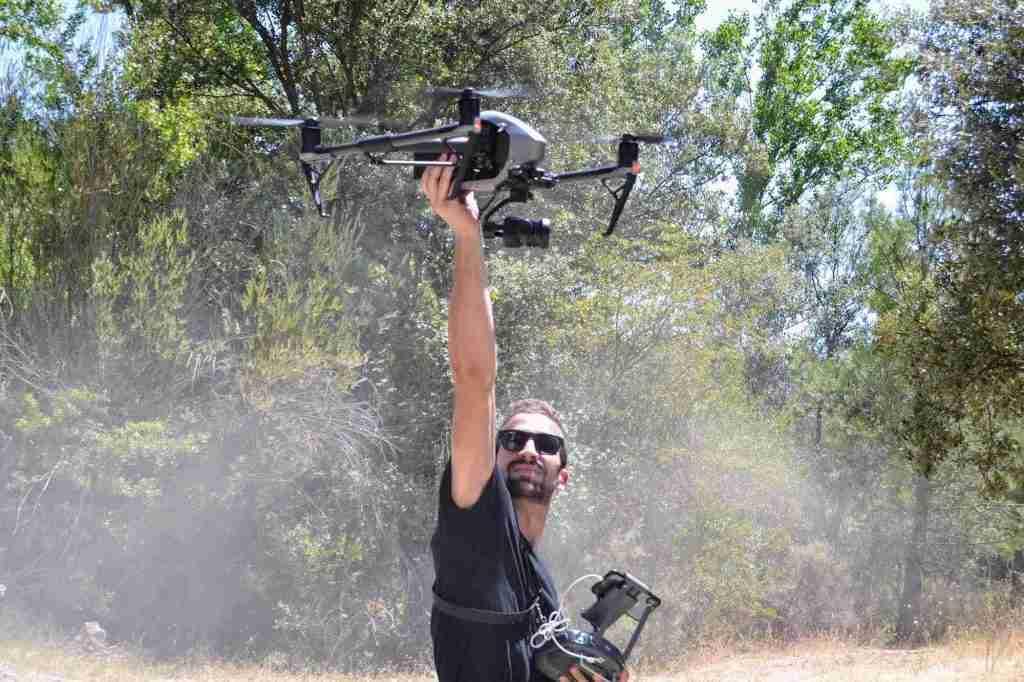 Piloto de drones en España - Aeromontes AM07