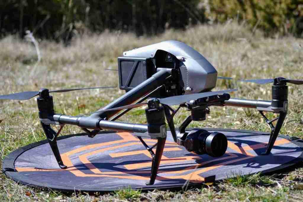 camara cine drone aeromontes