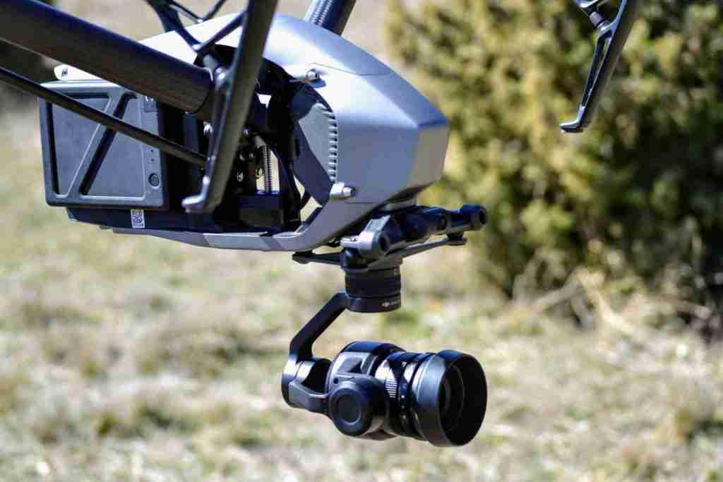 vídeos y fotografías aéreas con drones