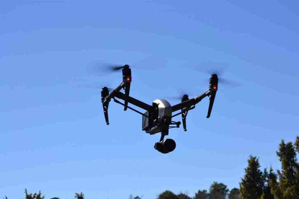 drone inspire 2 de dji