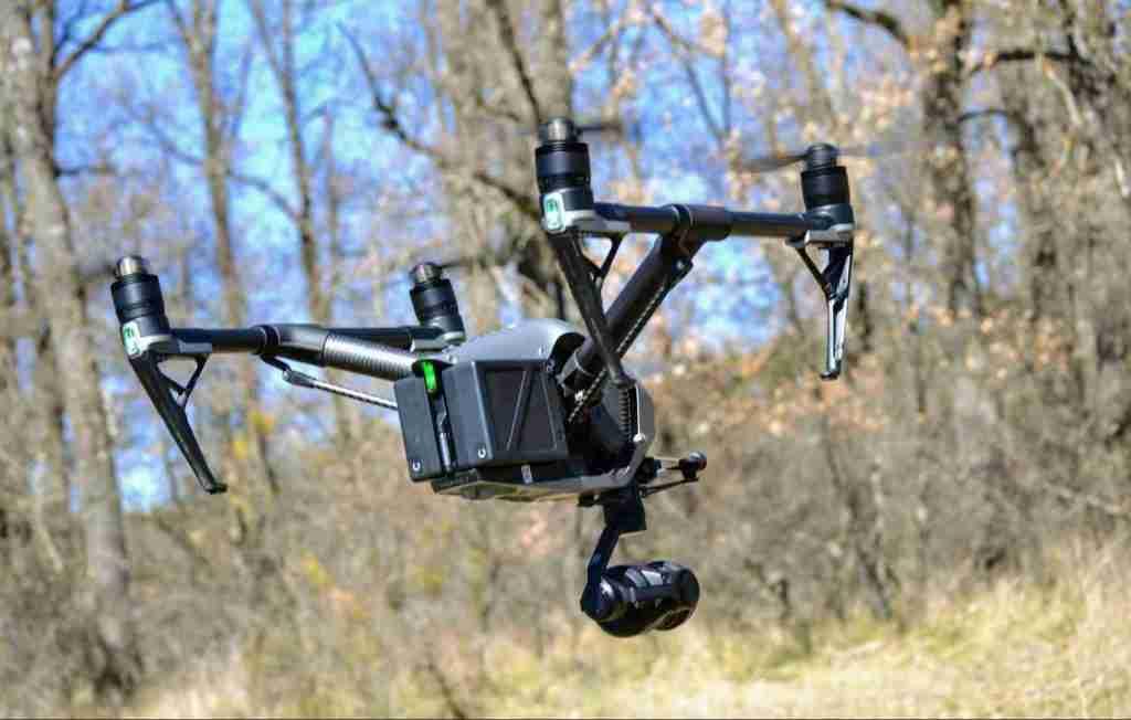fotografia con drones en españa