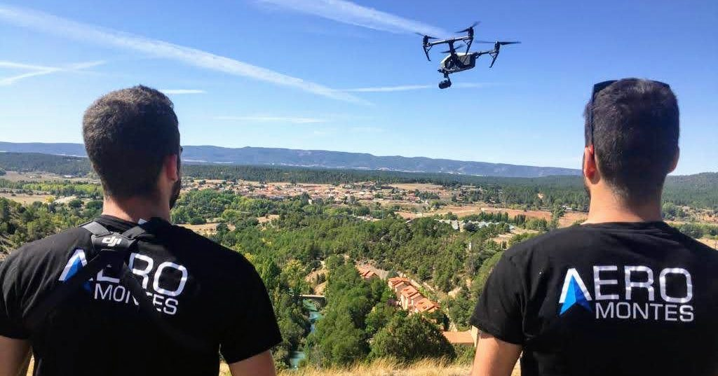 piloto de drones - aeromontes1